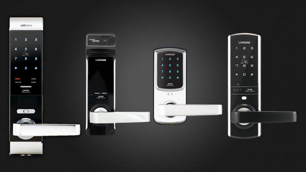 قفل های الکترونیکی و قفلهای بدون کلید