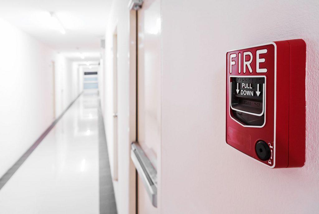 سیستم هشدار آتش سوزی