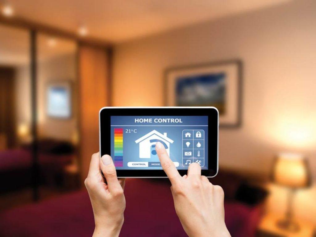 تکنولوژی خانه های هوشمند