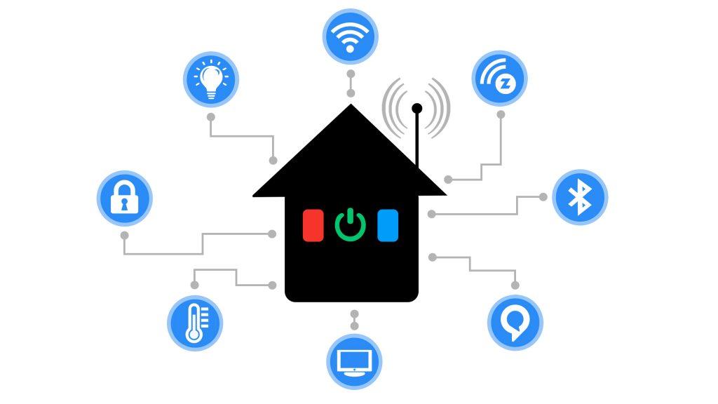 سیستم های امنیتی هوشمند خانگی