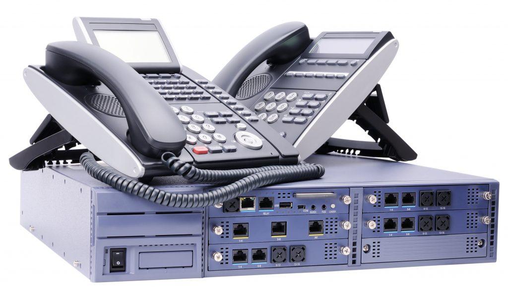 تلفن سنترال (PBX)